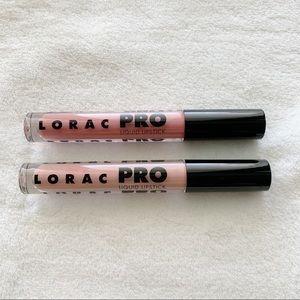 Lorac Liquid Lipstick Bundle